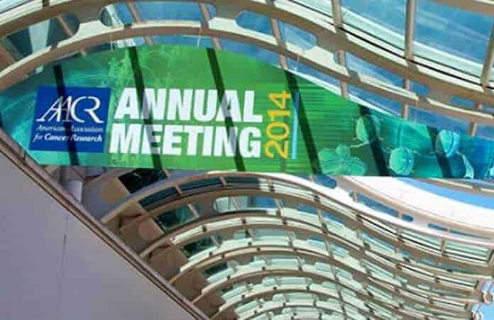 AACR Annual Meeting 2014
