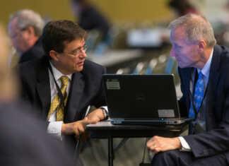 Photo: Photo ASCO meeting. Photo Courtesy: ASCO/Todd Buchanan 2015