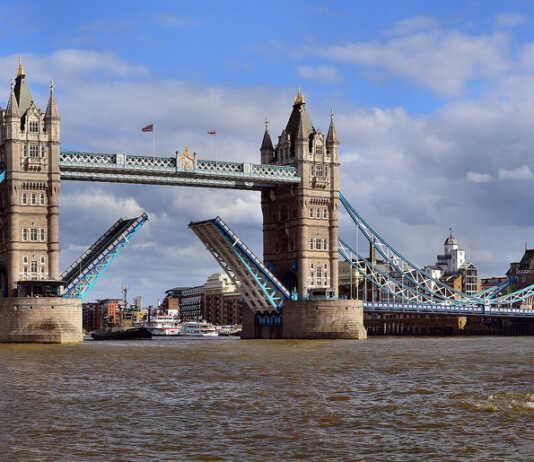 Featured Image: London Tower Bridge. Photo Courtesy: 2018 Fotolia