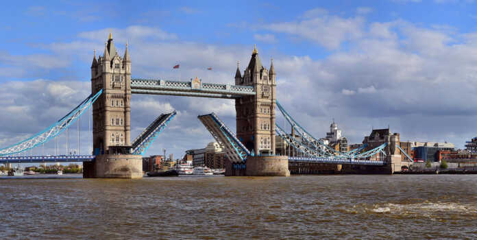 Featured Image: London Tower Bridge. Photo Courtesy: 2018 Fotolia