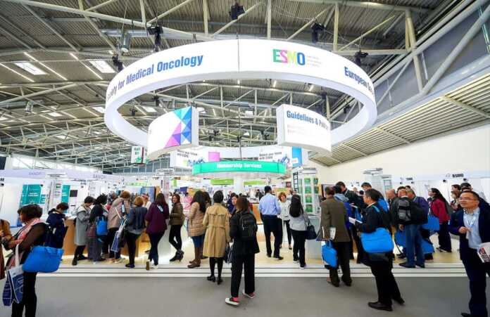Featured Image: Annual Congress of ESMO 2018. Courtesy: © 2018 European Society for Medical Oncology. Used with permission.