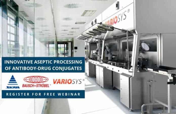 Innovative Aseptic Processing of Antibody-drug Conjugates