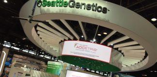 Exhibition booth Seattle Genetics - ASCO 2019 | Courtsey: Emila Duaerte / Sunvalley Communication