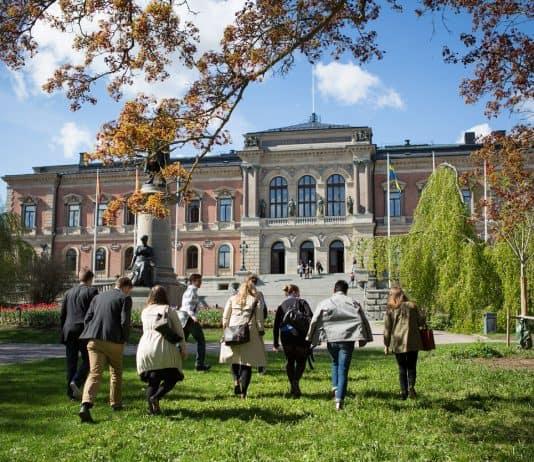 Uppsala University in Uppsala, Sweden. Courtesy: Mikael Wallerstedt