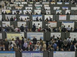 The AACR 2019 Annual Meeting - Poster Session during the American Association for Cancer Research (AACR) Annual Meeting, Sunday March 31, 2019. Courtesy: © AACR/Todd Buchanan 2019