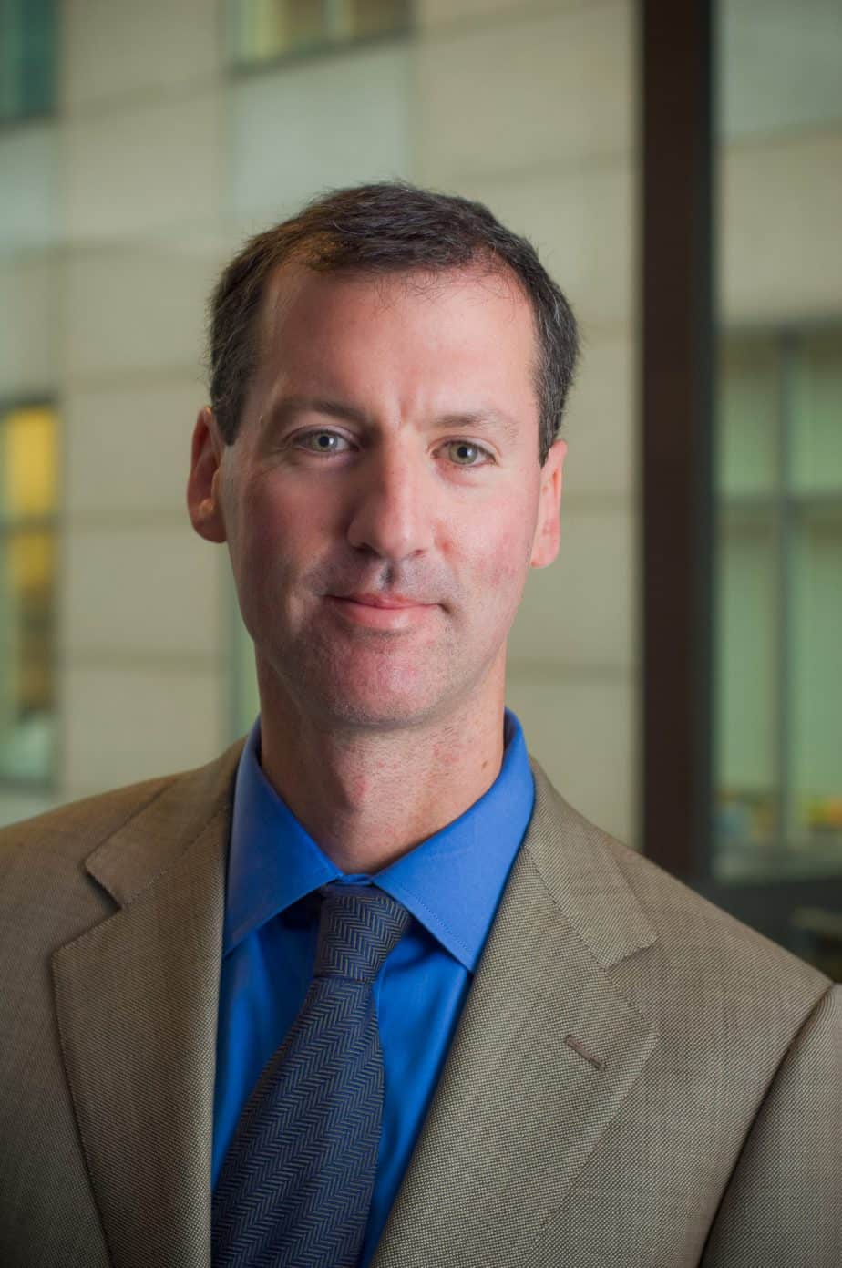 Ian Krop MD, Ph.D, Associate chief of the Division of Breast Oncology at Dana-Farber Cancer Institute. Photo courtesy: 2019 SABCS/AACR