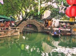 Suzhou, china, 苏州,中国