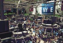 New York Stock Exchange (released under Public Domain license. Photo courtesy 2020 Jean Beaufort.