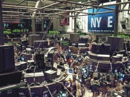 New York Stock Exchange (released under Public Domain license. Photo courtesy 2020 Jean Beaufort.